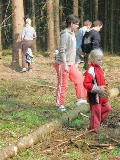 Brigáda v lese
