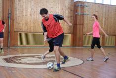 Silvestrovský futsal