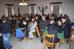 Hasičská výroční schůze