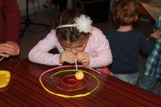 Posvícenská diskotéka pro děti