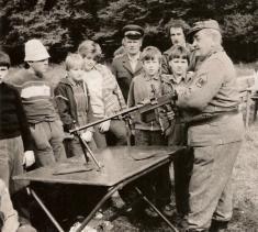 Křivoklátské kolečko - 1989