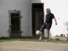 Nohejbalový turnaj Petrovice