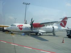 Výlet dětí na ruzyňské letiště a lánskou oboru