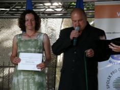 Vyhlášení soutěže Vesnice roku 2010