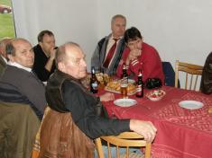 Slavnostní otevření silnice na Šípský mlýn a turistického odpočívadla