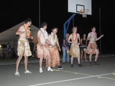 Pofotbalová taneční zábava