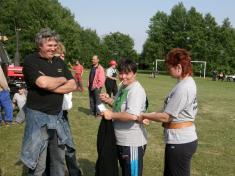 Okrsková soutěž ve Hvozdě