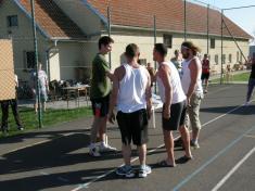 Nohejbalový turnaj