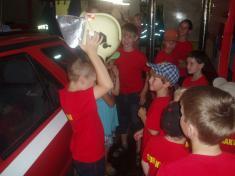 Výlet mladých hasičů