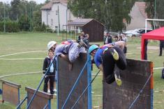 Okresní soutěž v Lubné