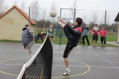 (Po)Velikonoční nohejbalový turnaj