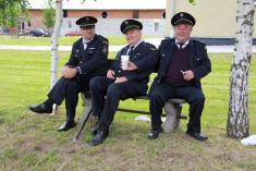 Oslavy 115 let SDH Krakov