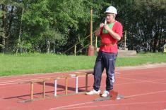 Okresní soutěž v Rakovníku