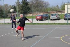 Velikonoční nohejbalový turnaj