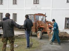 Jarní úklid obce